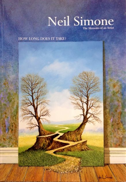 How Long Does It Take? Book by Neil Simone - Front Cover