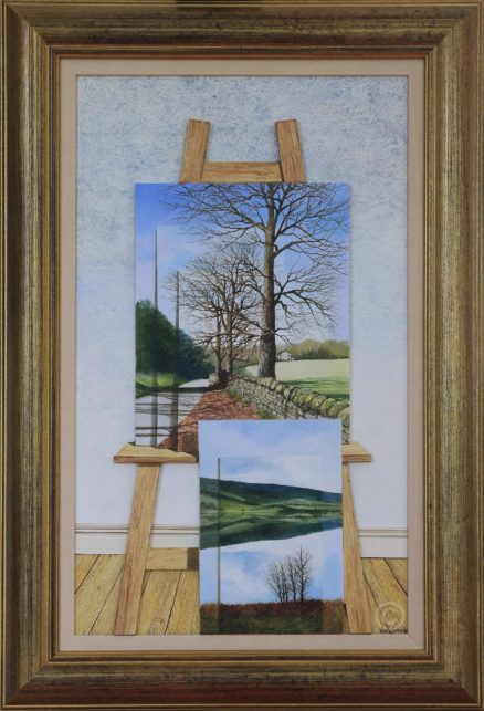 Changing Perceptions Original Painting