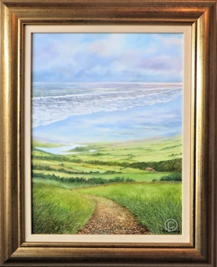 Cloud Delusions Original Painting