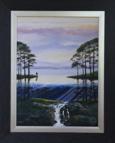 Dreamcatcher Original Painting