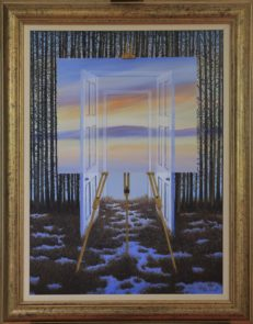 Ephemeral Vision Original Painting