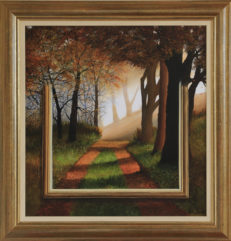 Golden Opportunity Original Painting