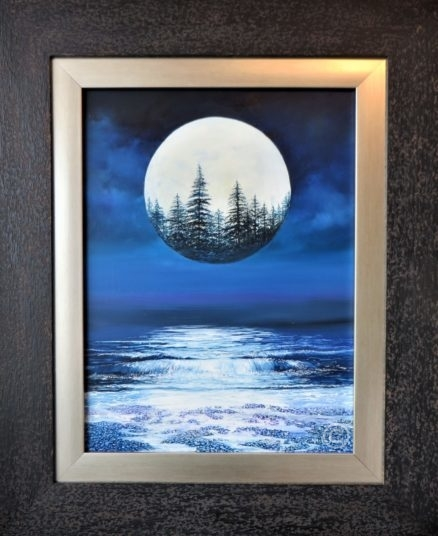 Highlight of the Night Original Painting