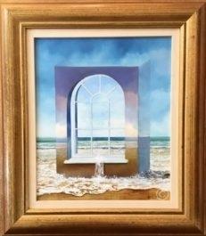 Incoming Tide Original Painting