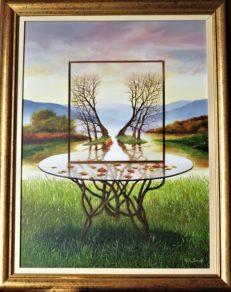Metamorphosis Original Painting