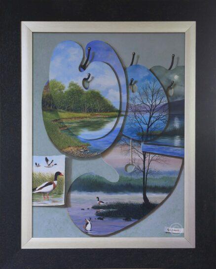 Palette-able Images Original Painting