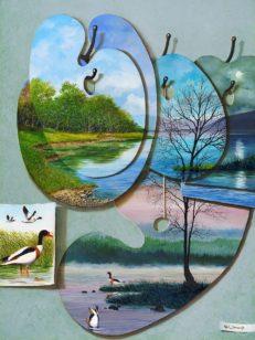 Palette-able Images Giclée Print