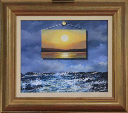 Sea Change Original Painting