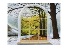Seasons Will Pass You By Greeting Card
