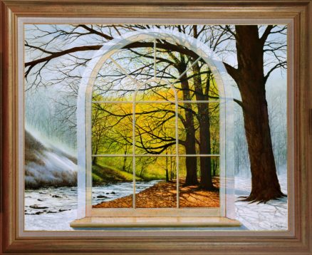 Seasons Will Pass You By Original Painting