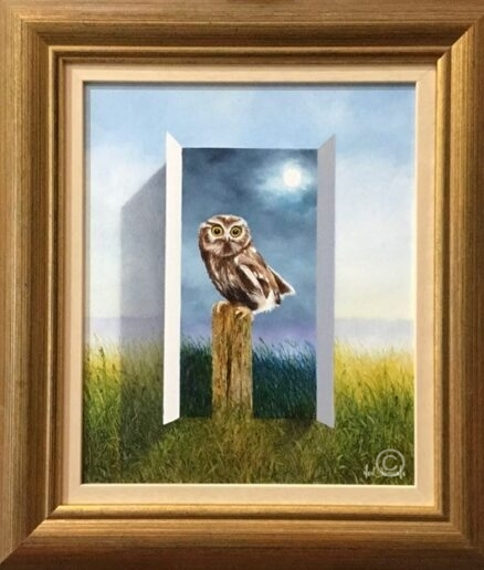 Shared Outlook Original Painting
