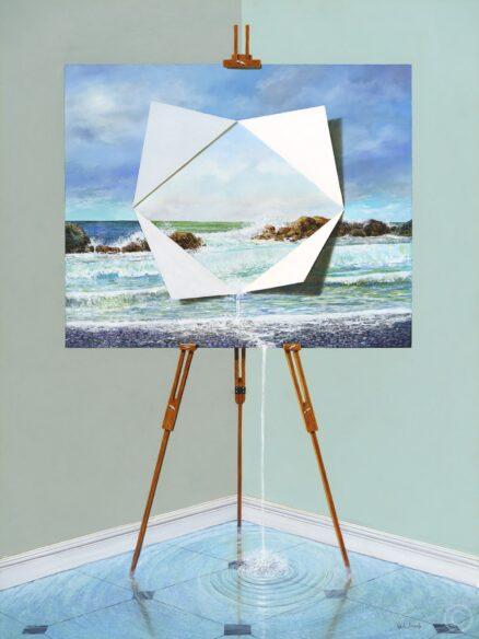 The Open Sea-quence Giclée Print
