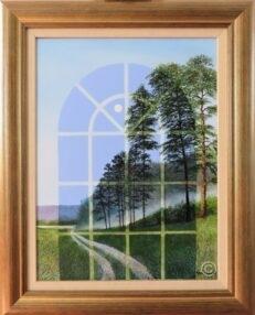 Threshold of the Night Original Painting