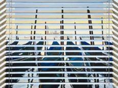 Venetian Blind Spot Giclée Print